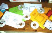 DVD / CD sobres