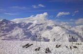 Cómo preparar tu Alpine Ski para esquiar