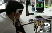 Mini portátil de Arduino EEG - Monitor de onda cerebral +