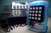 Caja azul basados en Arduino (teléfono Phreaking)