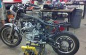 Cambio de manillar de la motocicleta - sí, es que ridículamente simple!