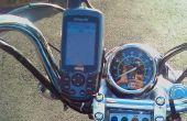 Soporte de GPS para tu moto