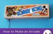 Como hacer un Lightbox de marquesina Arcade