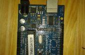 Arduino - LED parpadea