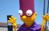 Marioneta de mano de Bartman