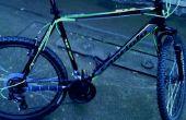 Bicicleta cadena degraeser