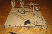 Foamcutter op base van pantograafprincipe