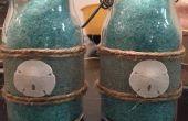 Sales de baño de aromaterapia de Theme DIY playa