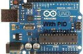 Código PID Arduino robot siguiente línea