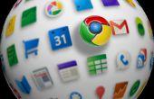 Google Apps y extensiones