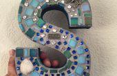 Mixta de mosaico artesanal