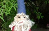 Aguja fieltro Gnome