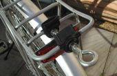Del acoplado de la bicicleta (para maletero)