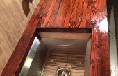 Reciclado madera Bartop