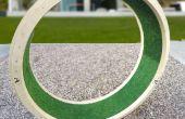 Puzzle de Kuna rueda: Cómo montar una rueda de ejercicio de entrenamiento de mascotas modular madera contrachapada