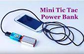 Cómo hacer un banco de potencia Mini Tic Tac / TUTORIAL