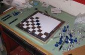 Juego de ajedrez DIY de Cybergeek