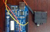 Arduino controlado Servo ejercitador
