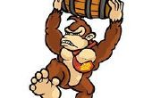 Barril de Donkey Kong