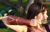 Mehndi inspirado Brazales de cuero