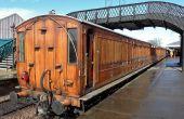 Modelo ferroviario, ferrocarril metropolitana