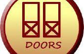 Construir cobertizo puertas