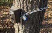 Cerradura de la cámara de Trail