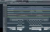 ¿Hoe maak je een simpele beat studio fl met?