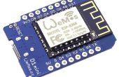ESP8266 de Control de voz (WEMOS D1mini) por Internet (sin MQTT)
