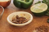 Pesto de ortiga paleo Cricket