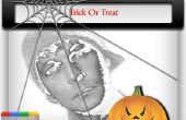 Google + perfil imagen Avatar Maker - estilo Halloween