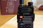 Modificación de Radio de jamón Baofeng FB-F9 V2 +