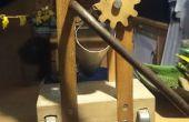 Tabla montado trituradora de avena