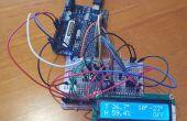 Temperatura de Arduino por Fan - existentes de automatización del hogar