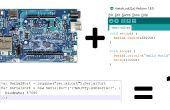 Intel Edison Arduino serial para comunicación serie de proceso de Host