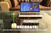 RECREAR! : Reciclaje energético de los equipos de Real eficacia y energía Total!