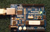 Controlador serie servo basados en Arduino