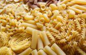 Utilísima - Tipos de Pasta