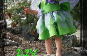 Vestir hadas bricolaje para niños
