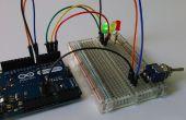 Primeros pasos con Arduino - semáforo cambia