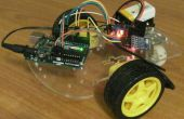 Arduino Bluetooth RC coche con sistema frenado electrónico
