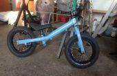 Restauración de la bici del balance
