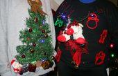 Cómo hacer un suéter de Navidad