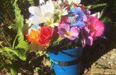 DIY Alicia en el país de las maravillas flores