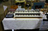Agregar MIDI a viejos órganos casa