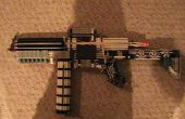 """XFN Snowflak3"" KVG Rifle"