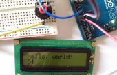 Voltímetro de Arduino (sistema de medición de batería de coches)