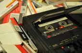 Ver cinta 1101 - en profundidad en este medio de grabación en cinta analógica