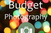 Fotografía barato: La guía de fotografía en un presupuesto! ($20 / £15)