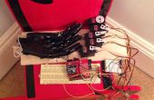Arduino Wireless Animatronic mano